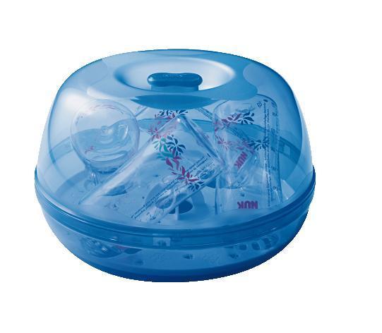 Nuk Бебешки стерилизатор за микровълнова 256444